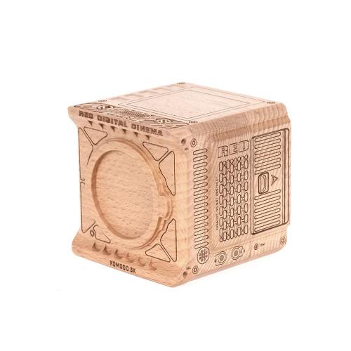 Wooden Camera (279200) Wood RED Komodo Model