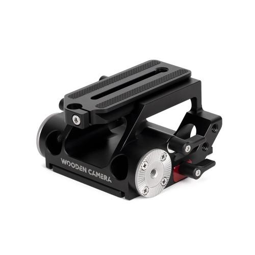 Wooden Camera (279300) LW 15mm Baseplate (RED Komodo)